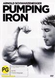 Pumping Iron on DVD
