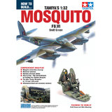 How to Build the Tamiya 1:32 Mosquito FB.VI