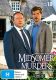 Midsomer Murders Season 18 - Part 1 on DVD