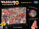 Wasgij: 22 - Studio Tour 1000pc Puzzle