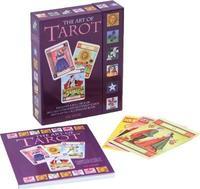 The Art of Tarot Kit by Liz Dean