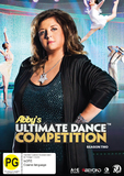 Abby's Ultimate Dance Competition: Season 2 on DVD