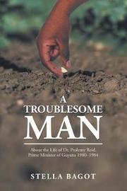 A Troublesome Man by Stella Bagot image