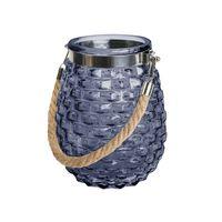 Hamptons Glass Lantern (Small)