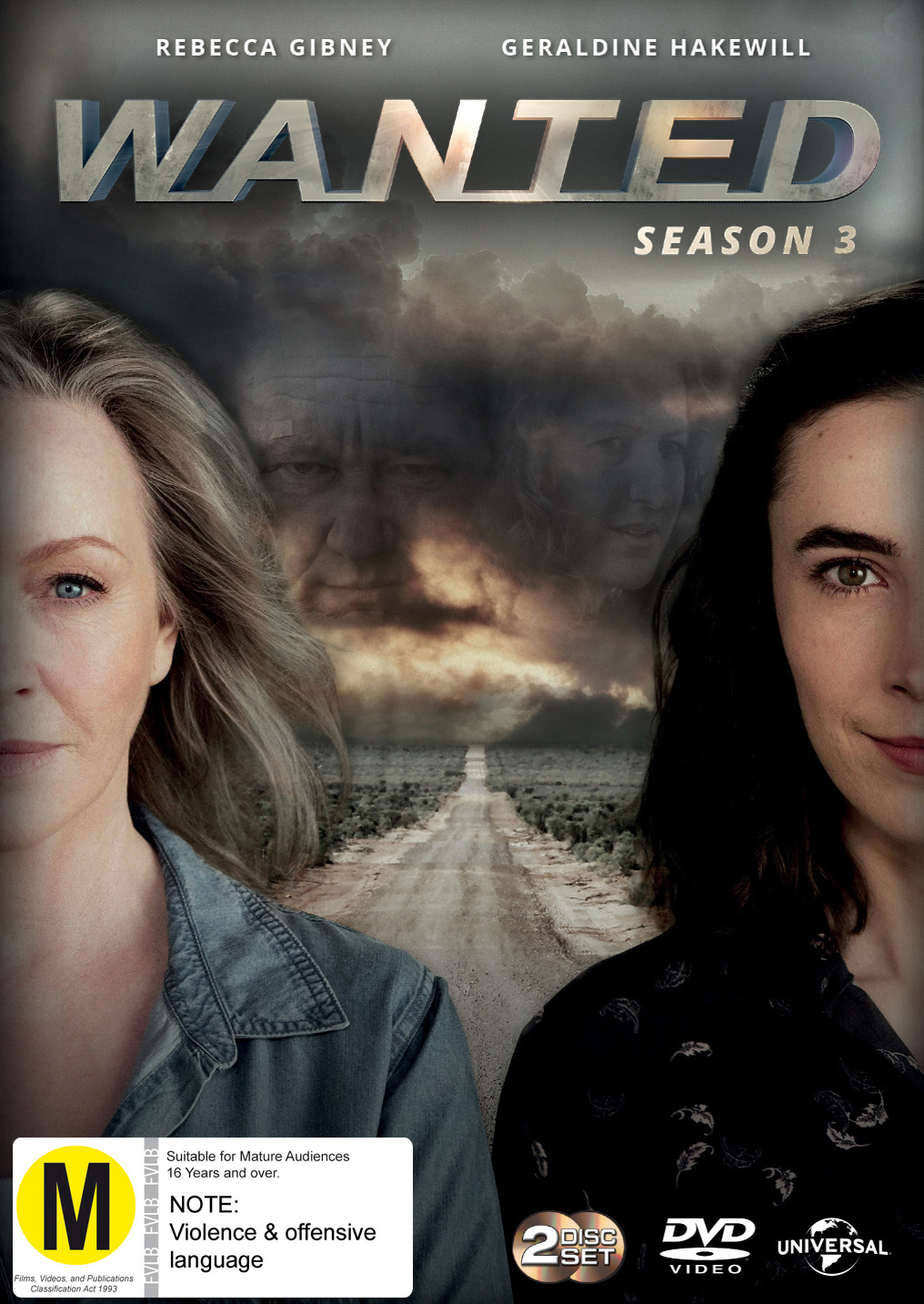 Wanted: The Complete Third Season on DVD image