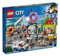LEGO City: Donut Shop Opening - (60233) image