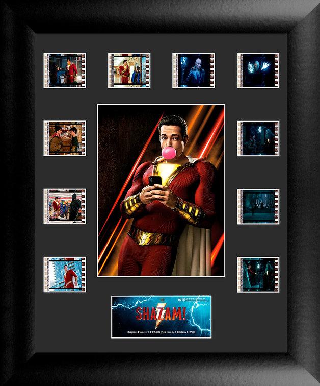 FilmCells: Mini-Montage Frame - Shazam