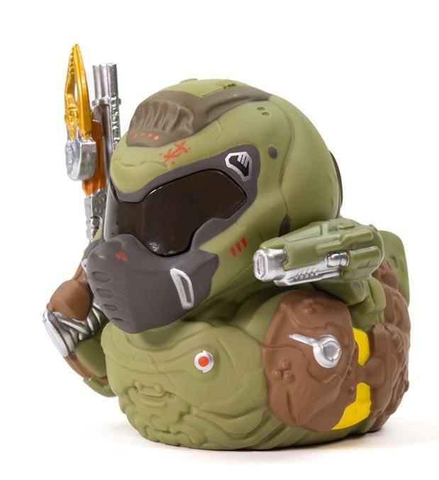 Tubbz Doom Slayer 3 Cosplay Duck At Mighty Ape Nz