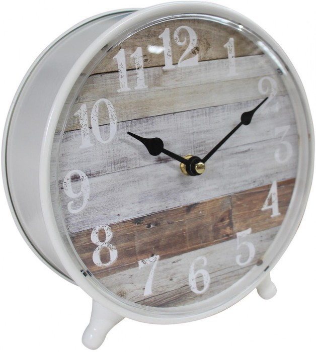 LaVida: Table Clock - Weathered