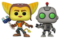 Ratchet & Clank - Pop! Vinyl Figure 2-Pack