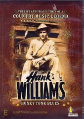 Hank Williams, Honky Tonk Blues on DVD