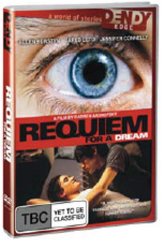 Requiem for a Dream on DVD image