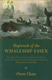 Shipwreck Of The Whaleship Essex by Owen Chase image