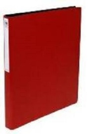 FM A4 2D Trunk Board Ringbinder - Red