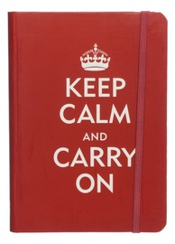 Keep Calm & Carry on Journal (Small)