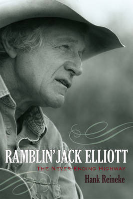 Ramblin' Jack Elliott by Hank Reineke