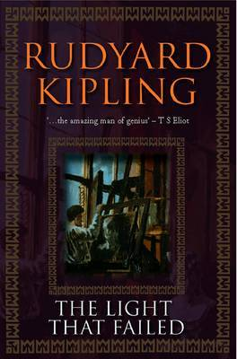 The Light That Failed by Rudyard Kipling image
