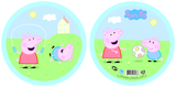 Peppa Pig Large Dyna Ball - 230mm
