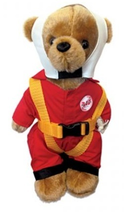 Auckland Rescue Helicopter - Winchman Bear