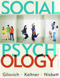 Social Psychology by Tom Gilovich image