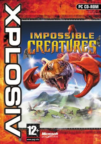 Impossible Creatures for PC Games image