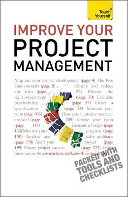 Improve Your Project Management: Teach Yourself by Phil Baguley image
