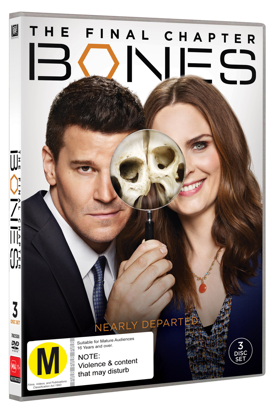 Bones: The Final Chapter (Season 12) on DVD image
