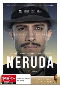 Neruda on DVD