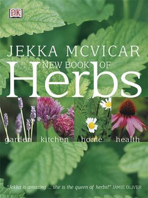New Book of Herbs by Jekka McVicar image