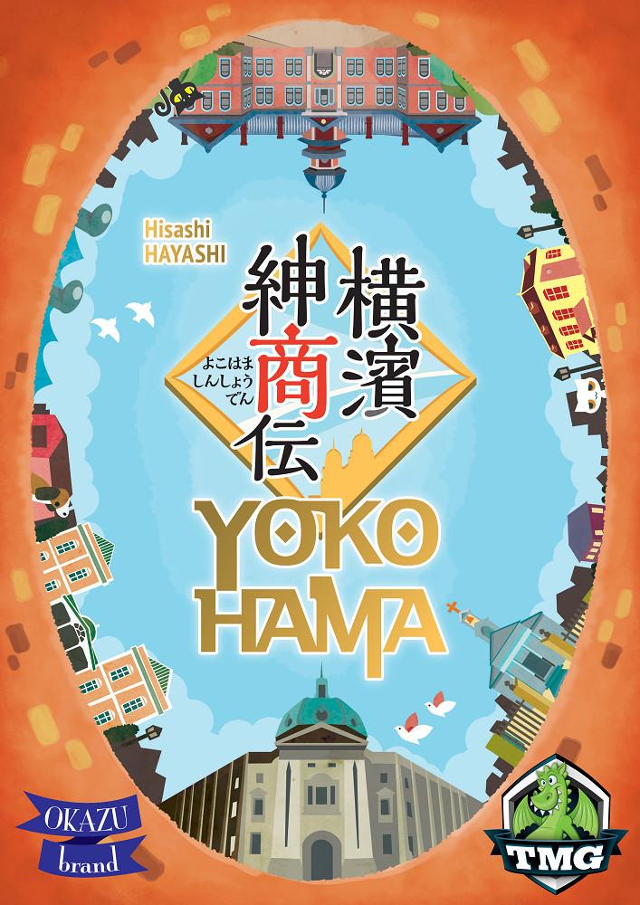 Yokohama - Board Game image