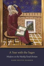 A Year with the Sages by Reuven Hammer