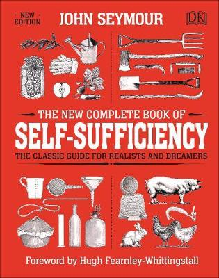 The New Complete Book of Self-Sufficiency by John Seymour image