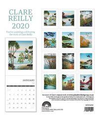 Claire Reilly 2020 Wall Calendar image
