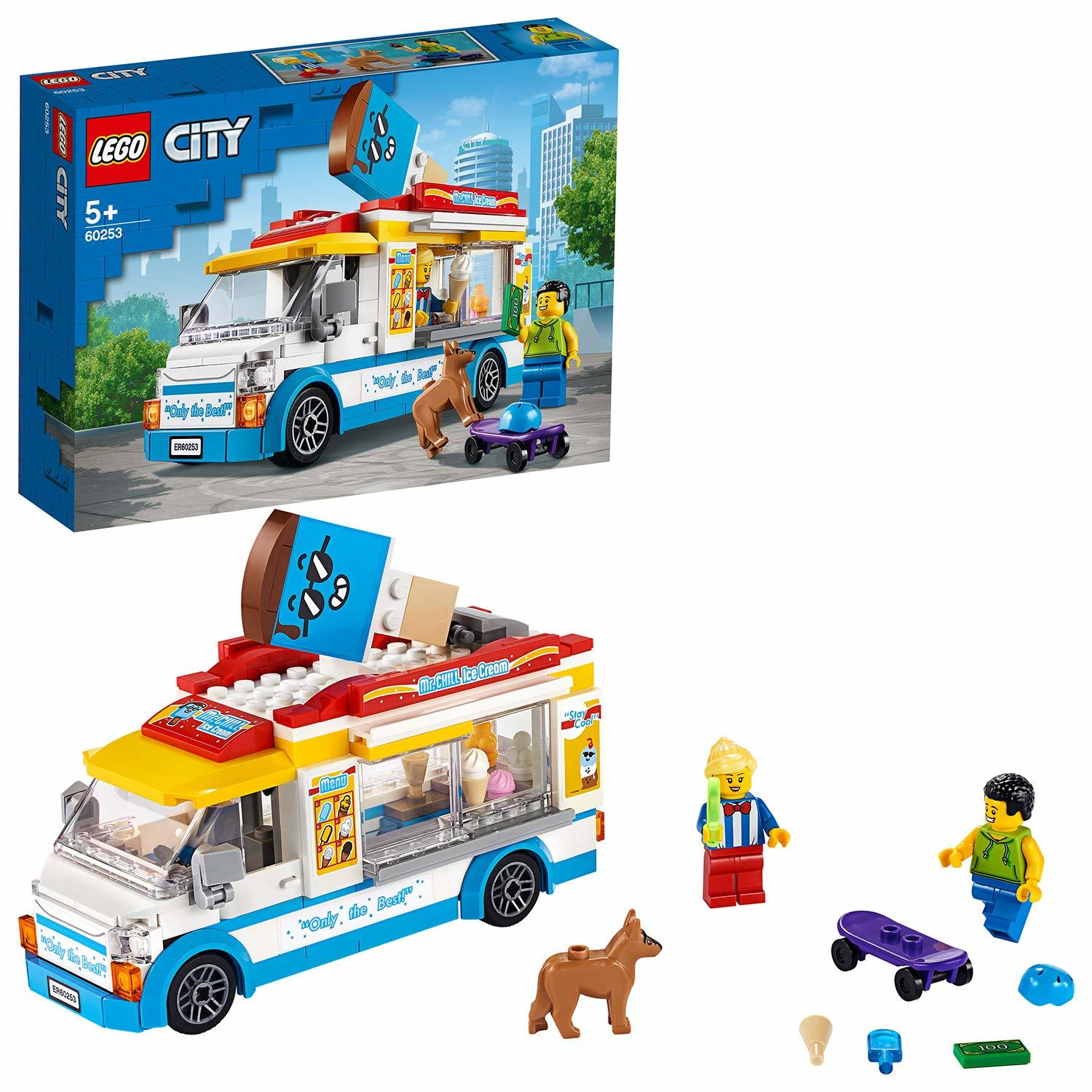 LEGO City: Ice-cream Van - (60253) image