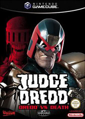 Judge Dredd: vs. Judge Death for GameCube