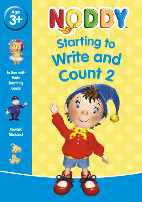 Starting to Write and Count with Noddy: Bk. 2 by Enid Blyton image