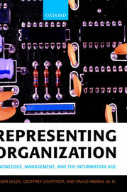 Representing Organization by Simon Lilley image