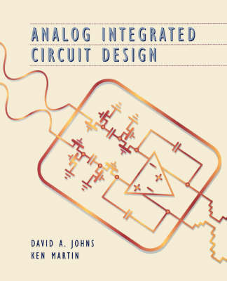 Analog Integrated Circuit Design by David A. Johns image
