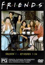 Friends - Season 1 on DVD