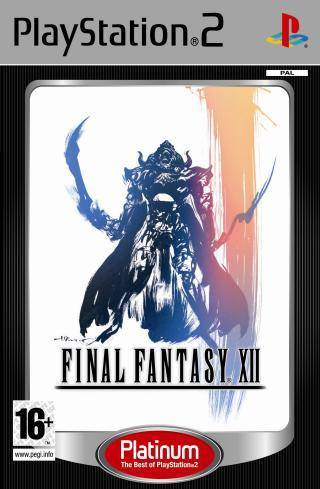 Final Fantasy XII (Platinum) for PS2