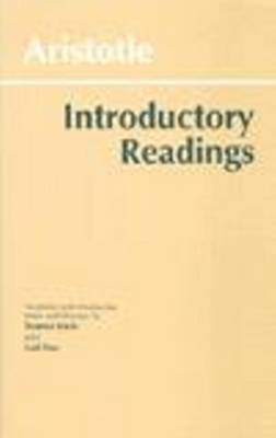 Aristotle: Introductory Readings by * Aristotle