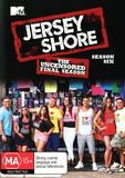 Jersey Shore The Uncensored Final Season - Season 6 on DVD