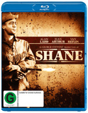 Shane on Blu-ray
