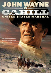 Cahill: US Marshalls on DVD