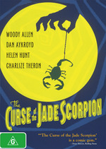 The Curse Of The Jade Scorpion on DVD