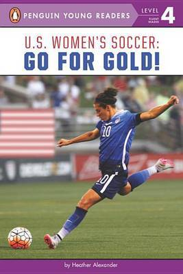 U.S. Women's Soccer by Bonnie Bader