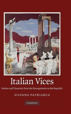 Italian Vices by Silvana Patriarca image