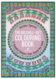 The Big Chill-Out Colouring Book by Christine Dymond