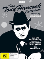 The Tony Hancock Collection - Hancock's Half Hour (8 Disc Box Set) on DVD
