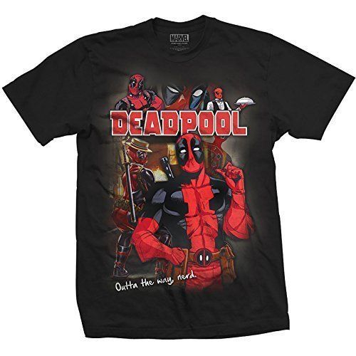 Deadpool Homage (Small)